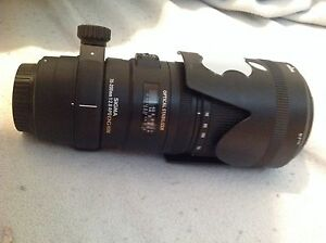 Sigma 70-200mm 2.8 for Canon mint condition