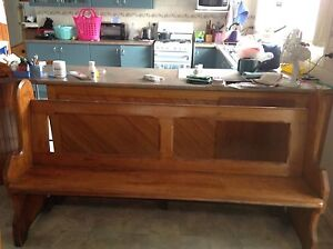 Church pew price drop Welby Bowral Area Preview