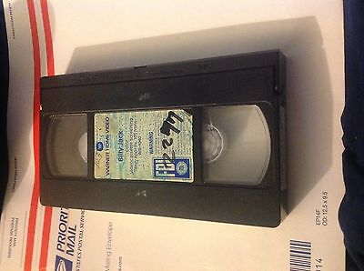 Billy Jack VHS color 105 mins.