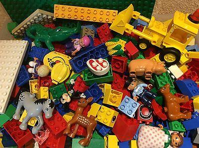 Lego Duplo Starter oder Ergänzungs Paket,Tiere,Figuren,Auto,Steine uvm.1 Kg online kaufen