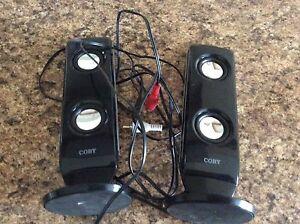 COBY Speakers