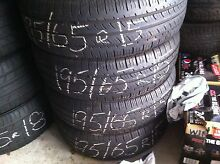 Second hand tyres Warriewood Pittwater Area Preview