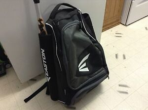 Easton back pack ball bag