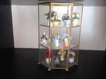 FRANKLIN MINT 'FLOWERS OF THE YEAR' MINIATURES Warners Bay Lake Macquarie Area Preview