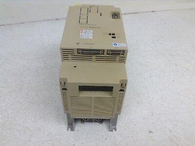 Yaskawa Sgdb-20adg Servopack Servo Drive 0-230 Vac 3 Ph 2.41 Hp Sgdb20adg