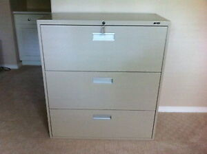 Nearly New Filing Cabinet