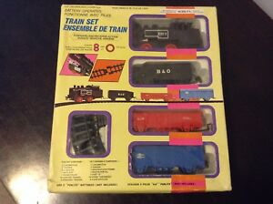 Battery Operated Train Set No. 2282