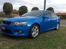 Ford XR6 with VERY LOW Km's Morwell Latrobe Valley Preview