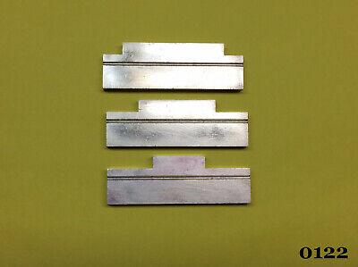 Kingsley Machine 18pt. Brass Block Out Set  Hot Foil Stamping Machine