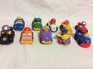 Little People toy wheelies Cairnlea Brimbank Area Preview