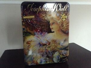 NEW PUZZLE Josephine Wall Collector tin 1000pcs