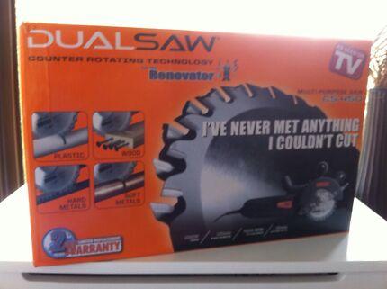 Dual Saw For Sale Loganholme Logan Area Preview
