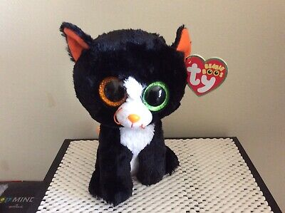 Ty Beanie Boo FRIGHTS the Halloween Cat 6