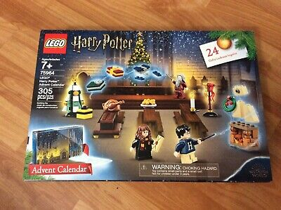 LEGO Harry Potter 75964 Advent Calendar (2019) 100% Complete In Box