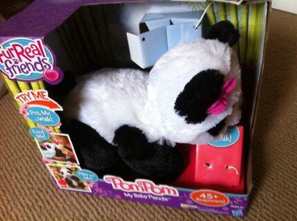 Fur real pet pom pom panda Rowville Knox Area Preview