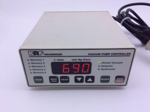 KNF Neuberger Vacuum Pump Controller PU 842-NC800-1.97