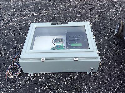Thermal Instrument 9225 Flow Meter Nitrogen Flow Temp Pressure Flowmeter 399