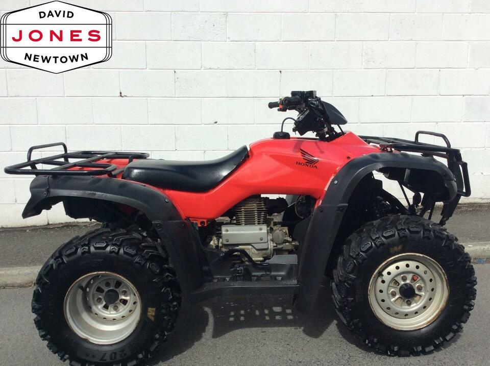 2005 HONDA TRX350S FM FOURTRAX 4x4 FOUR WHEEL DRIVE QUAD ATV FOUR WHEEL