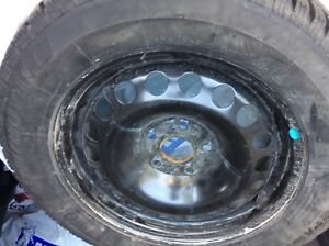 Brand new Snow Tires  195/65 R15. **GREAT DEAL**