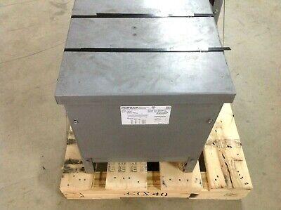 Dongan 43-6315sh Transformer 480v Delta Primary 208y120v Secondary 15 Kva 3 Ph