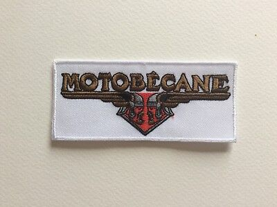 A101 SHIELD PATCH MOTOBECANE 10 4,5 CM for sale  Shipping to Ireland