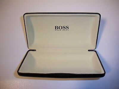 HUGO BOSS Black Sunglasses/Glasses Hard Clamshell (Hugo Boss Glasses Case)