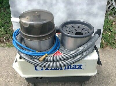 Thermax Extractor Heated Carpet Cleaner Cp-3-2 Carpet Cleaning