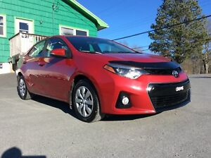 2015 Toyota Corolla SPORT MANUAL WITH REAR BACK UP CAMERA AND PW