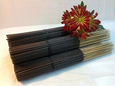 """Butt Naked 500-100X5 HANDMADE/ DIPPED 11"""" INCENSE STKS, Select Up To 5 Scent"""
