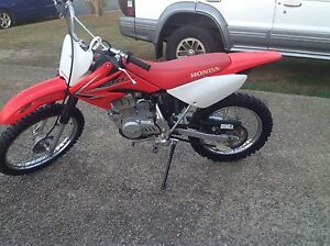 Honda CRF100FA Rothwell Redcliffe Area Preview