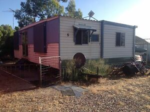 Big caravan with extra room Mandurah Mandurah Area Preview