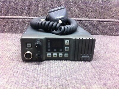 Uniden Force Imh 4100d Vhf 145-174mhz 45 Watt Mobile Radio With Mic