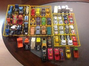 Collection of Yatming die cast vintage