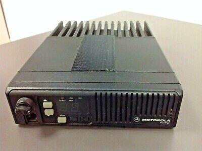 Motorola Max Trac Model D45mja77a4ak Vintage 6 Ch 806-870 Mhz