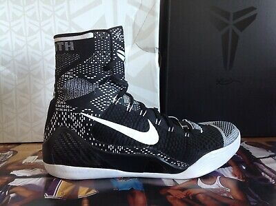 Nike Kobe 9 (IX) Elite BHM (UK 10.5) Used