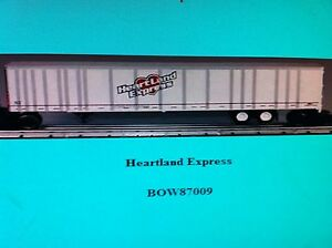 Bowser-O-Scale-87009-hi-rail-53-ROADRAILER-Heartland