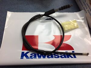 NOS Kawasaki Clutch Cable KX250/400