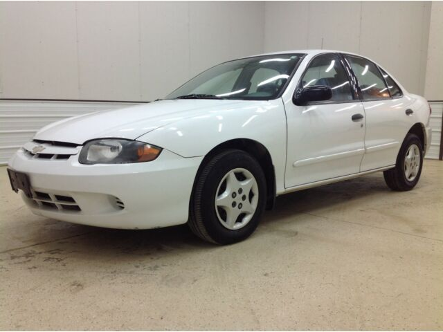 Chevrolet : Cavalier 4dr Sdn VL One owner, automatic, 2.2L ecotec 4 cyl, great gas mileage, fleet maintained,