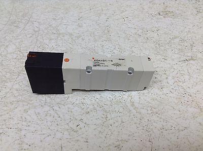 Smc Vq4101-5 Pneumatic Solenoid Valve Vq41015