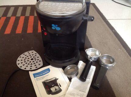 Lumina Espresso Coffee Machine Model 3C201 Camden Park West Torrens Area Preview