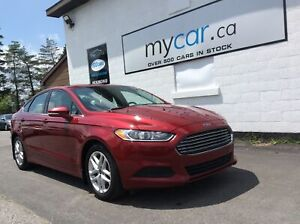 2015 Ford Fusion SE PWR SEATS, ALLOYS, POWERGROUP!!