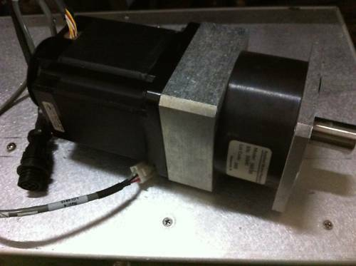 Applied motion HT34 - 476D Motor W/Planetary Gearheads