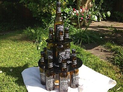 Jack Daniels Tennessee Cider Perspex Bottle Stand Tower - Without Bottles