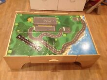 Imaginarium train table or Lego table Willetton Canning Area Preview