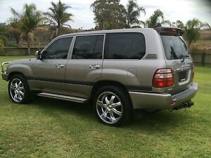 2005 Toyota landcruiser 100 series gxl Mannum Mid Murray Preview
