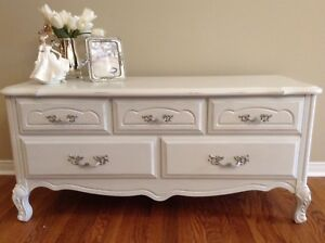 French Provincial Cedar Chest. b4andafter