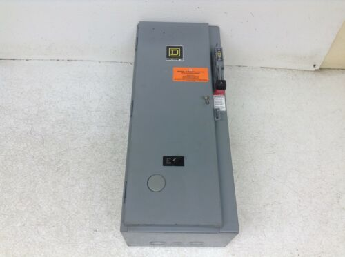 Square D 8903 SPG60 Lighting Contactor Box 60 Amp 8903SPG60 (TSC)