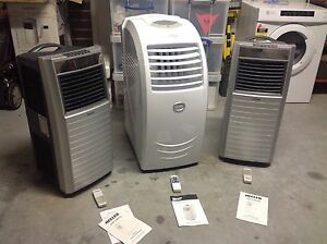 3 air conditioning units for sale. Heller and Moretti Vincentia Shoalhaven Area Preview