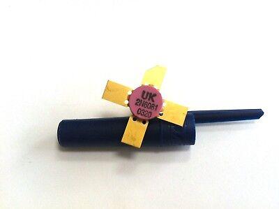 2n6081 Rf Microwave Transistor New