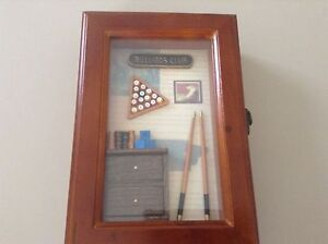 Billiards club key holder box Tarneit Wyndham Area Preview